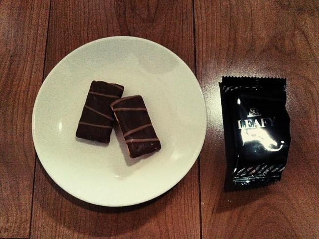 チョコレート成分